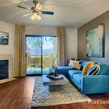 Rental info for Cabrillo (Newly Renovated) in the Scottsdale area