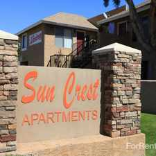Rental info for Sun Crest