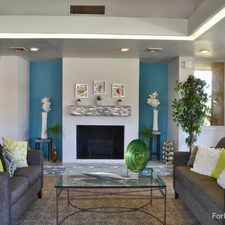 Rental info for Flats at Peoria