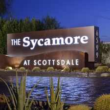 Rental info for The Sycamore at Scottsdale in the Scottsdale area