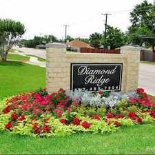 Rental info for Diamond Ridge in the Fort Worth area