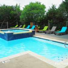 Rental info for Limestone Canyon in the Austin area