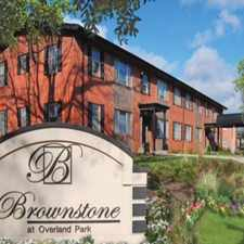 Rental info for Brownstone at Overland Park