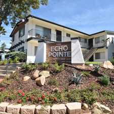 Rental info for Echo Pointe