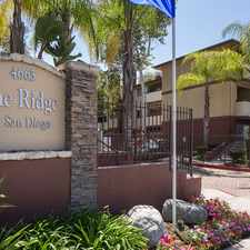 Rental info for Ridge at San Diego