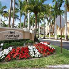 Rental info for IMT Florida Club