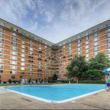 Rental info for Potomac Towers in the Arlington area