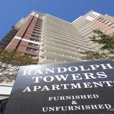 Rental info for Randolph Towers