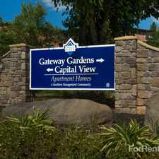 Rental info for Gateway Gardens