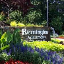 Rental info for Remington Apartments