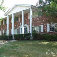 Rental info for Cross Keys Apartments