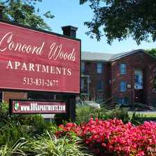 Rental info for Concord Woods Apts