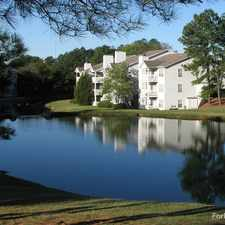 Rental info for Trinity Lakes in the Memphis area
