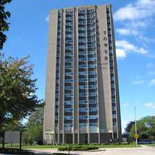 Rental info for Regency Tower Apartment Homes in the Kettering-butzel area