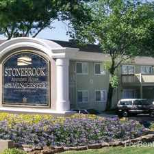 Rental info for Stonebrook in the Memphis area