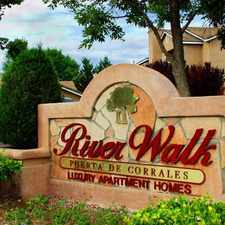 Rental info for River Walk Puerta de Corrales