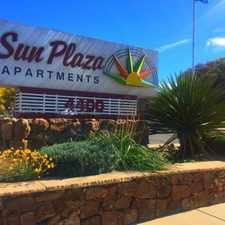 Rental info for Sun Plaza Apts in the Albuquerque area