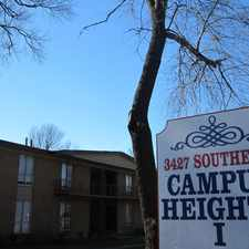 Rental info for Campus Heights
