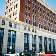 Rental info for Central Station in the Memphis area