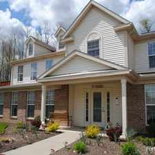 Rental info for Potters Creek Apartments