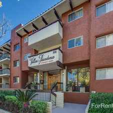 Rental info for Villas of Pasadena Apartment Homes