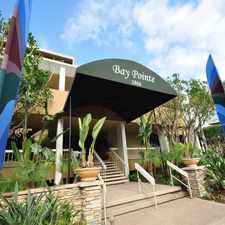 Rental info for Bay Pointe