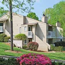 Rental info for Bryn Athyn at Six Forks