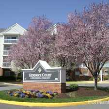 Rental info for Kendrick Court At McNair Farms Senior Apartments (62+)