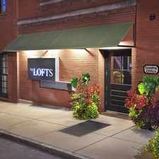 Rental info for Lofts at Lafayette Square in the Downtown area