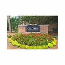 Rental info for Colonial Townhouse Apartments