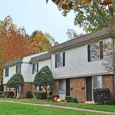 Rental info for Brook Hill Townhouse Apartments
