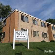 Rental info for Olivette Terrace