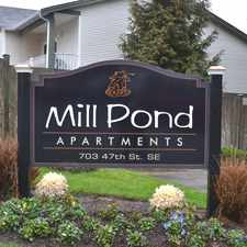 Rental info for Mill Pond Apartments in the 98002 area