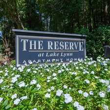 Rental info for Reserve at Lake Lynn