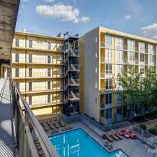 Rental info for 1016 Lofts in the Atlanta area