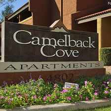 Rental info for Camelback Cove in the Phoenix area