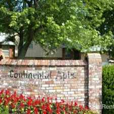 Rental info for Continental North in the Kansas City area