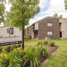 Rental info for Woodhollow Apartments
