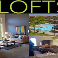 Rental info for The Lofts