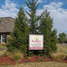 Rental info for Maple Oaks Townhomes in the Middletown area
