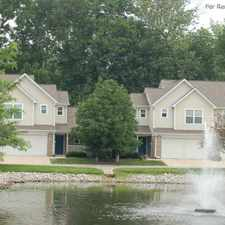 Rental info for Mansfield Village Townhomes