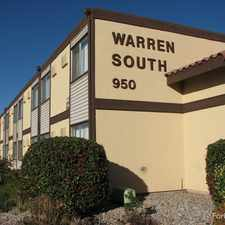 Rental info for Warren House South
