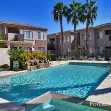 Rental info for Desert Vista Apartments
