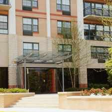 Rental info for The Residences at Capital Crescent Trail in the Bethesda area