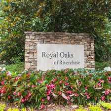 Rental info for Royal Oaks of Riverchase