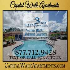 Rental info for Capital Walk Apartments