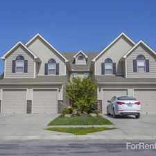Rental info for Bennington Park Townhomes in the Kansas City area