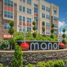 Rental info for Manor Six Forks in the Raleigh area