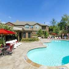 Rental info for Grand Estates of McKinney, The
