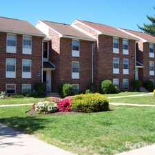 Rental info for Creekside Apartments in the Philadelphia area